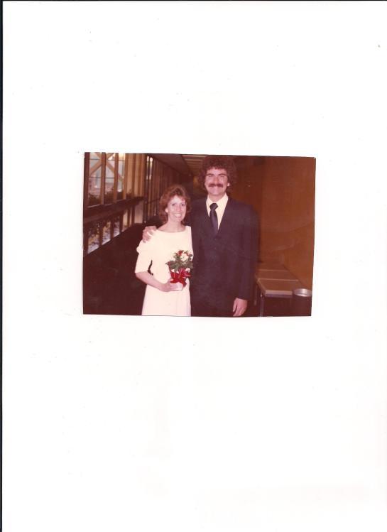 Mark and Faye