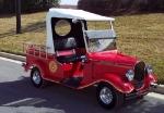 Golf Cart fire truck