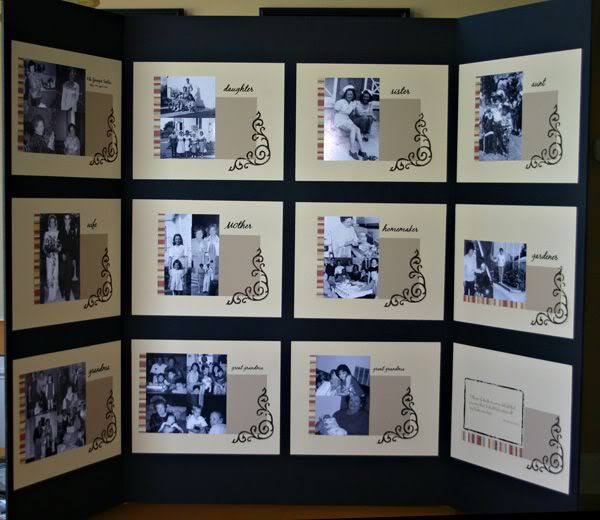 funeral memory board 2 golf quest international. Black Bedroom Furniture Sets. Home Design Ideas